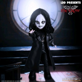 Doll The Crow - Eric Draven - Living Dead Dolls Doll, LIVING DEAD DOLLS