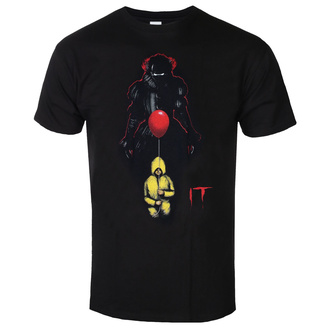 Men's t-shirt IT- (2017) Pennywise Shadow - Black, BIL