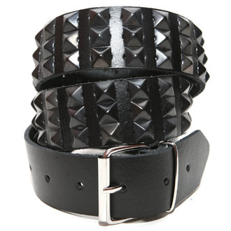 belt leather PYRAMIDS 3 - PAS - 138