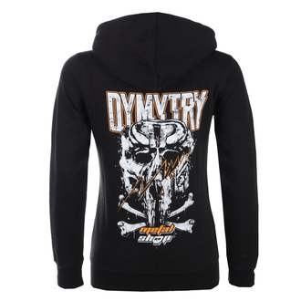Women's hoodie METALSHOP x DYMYTRY - MS092