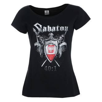 Women's t-shirt SABATON - 40:1 - CARTON - KD_390