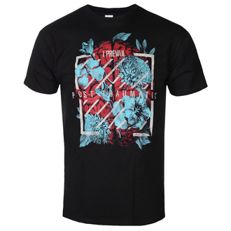 Men's t-shirt I Prevail - Brain Flowers - Black - KINGS ROAD, KINGS ROAD, I Prevail