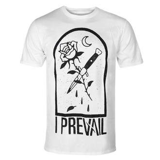 Men's t-shirt I Prevail - Switchblade - White - KINGS ROAD, KINGS ROAD, I Prevail