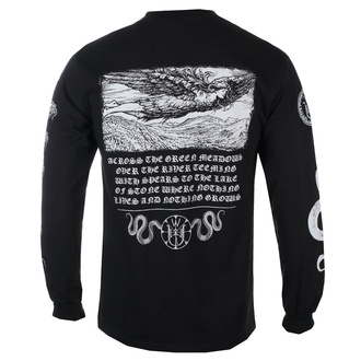 Men's t-shirt with long sleeves Wolves In The Throne Room - Loki New - Black - KINGS ROAD, KINGS ROAD, Wolves In The Throne Room