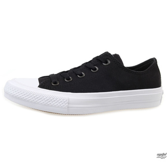 Shoes CONVERSE - Chuck Taylor All Star II - BLACK / WHITE - C150149 - DAMAGED - BH055