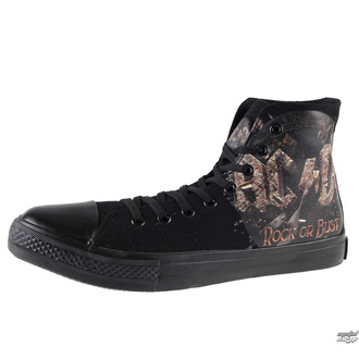 Shoes AC / DC - Rock Or Bust - Black - F.B.I. - 4510242 - DAMAGED - BH056