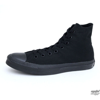 Shoes CONVERSE - Chuck Taylor As Core Hi Tram B - Black / Monochro - DAMAGED - BH057