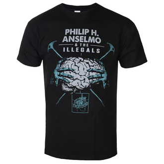Men's t-shirt Philip H. Anselmo & The Illegals - Brain - RAZAMATAZ, RAZAMATAZ, Philip H. Anselmo & The Illegals