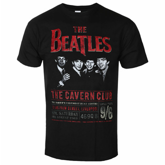 Men's t-shirt Beatles - Cavern '63 Uni - ROCK OFF, ROCK OFF, Beatles