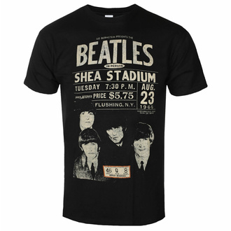 Men's t-shirt Beatles - Shea '66 - ROCK OFF, ROCK OFF, Beatles