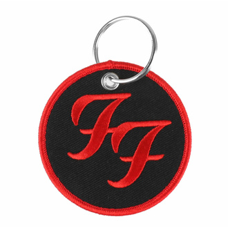 Key ring (pendant) FOO FIGHTERS - ROCK OFF, ROCK OFF, Foo Fighters