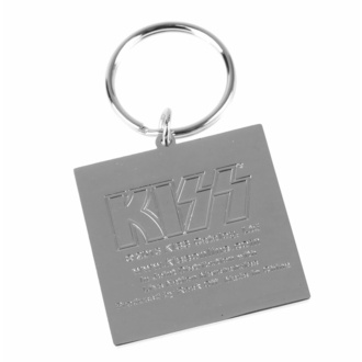 Key ring (pendant) KISS - ROCK OFF, ROCK OFF, Kiss