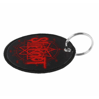 Key ring (pendant) SLIPKNOT - ROCK OFF, ROCK OFF, Slipknot