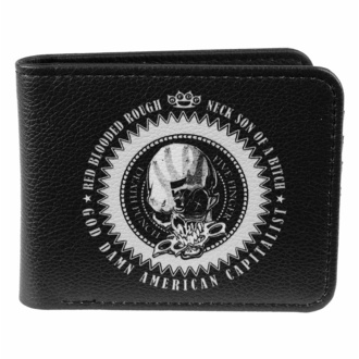 Wallet FIVE FINGER DEATH PUNCH - LOGO, NNM, Five Finger Death Punch