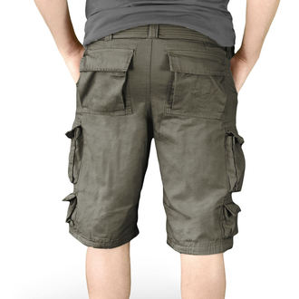 shorts SURPLUS - DIVISION SHORT - OLIV - 05-5598-61