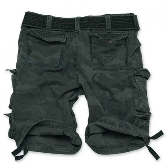 Shorts SURPLUS - DIVISION SHORT - NIGHT CAMO - 07-5598-42