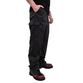 pants mens SURPLUS - RANGER TROUSER - BLACK - 05-3581-03