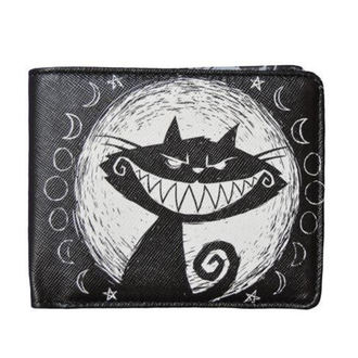 Wallet AKUMU INK - We're All Mad Here - 14BW02