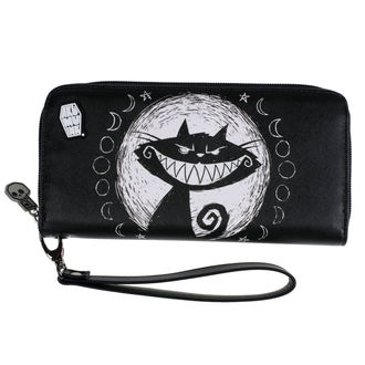 Wallet AKUMU INK - We're All Mad Here - 14LW02