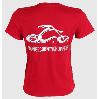 Women's t-shirt Orange County Choppers 1