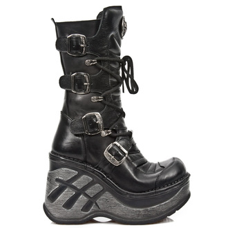 leather boots women's - NOMADA NEO SPORT - NEW ROCK - M.SP9873-S1