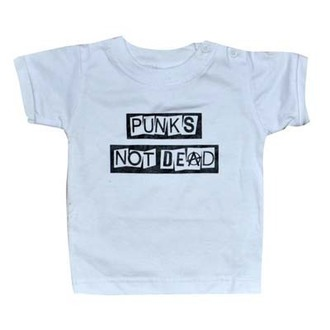t-shirt metal children's - Punk's Not Dead - ROCK DADDY - 16007-008 - MBM