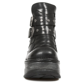 leather boots women's - ITALI NOMADA NEO SPORT - NEW ROCK