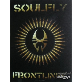 flag Soulfly - Frontlines - HFL0928