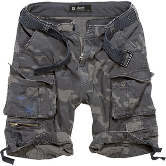 shorts men BRANDIT - Gladiator Vintage Shorts Darkcamo - 2001/4
