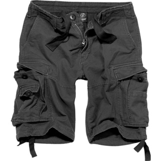 shorts men BRANDIT - Vintage Shorts Black - 2002/2
