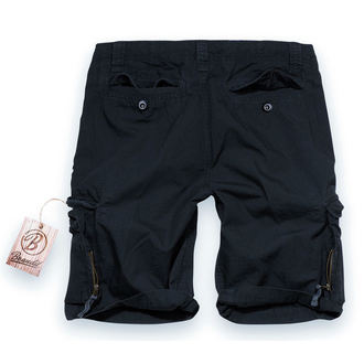 shorts men BRANDIT - Iron Vintage Shorts Black