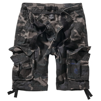 Men's shorts BRANDIT - Pure Vintage - 2017-darkcamo
