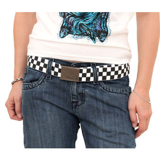 belt canvas VANS - Deppster Web Belt - WHITE