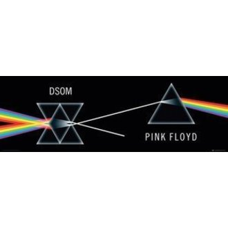 poster Pink Floyd - Dark Side Of The Moon - GB Posters - DP0415