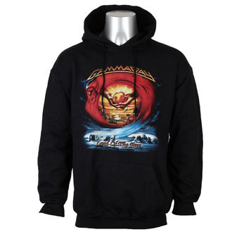 hoodie men's Gamma Ray - Land of the Free - ART WORX, ART WORX, Gamma Ray