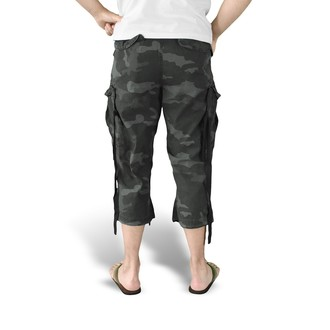 shorts 3/4 men SURPLUS - Vintage - NIGHTCAMO - 05-5597-42