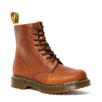 DR. MARTENS winter boots - 8 hole - 1460 SERENA - DM23912243
