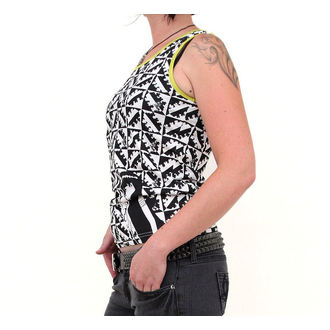 top womens EMILY THE STRANGE - Emily (E2080406) - Sugar And Spice tank