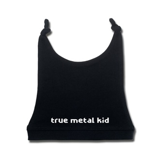 Children's hat true metal kid in white - black - Metal-Kids - 240-15-8-7