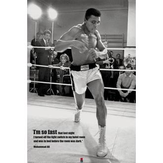 poster - Muhammad Ali (Fast) - PP31043 - Pyramid Posters