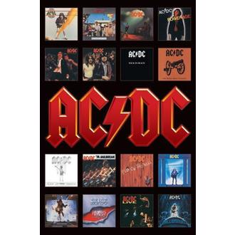 poster - AC/DC (Album Covers) - PP30748 - Pyramid Posters