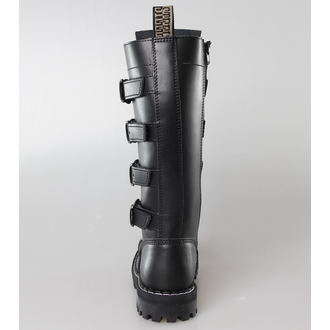boots STEEL - 20 eyelet 139/140 BLACK 5P