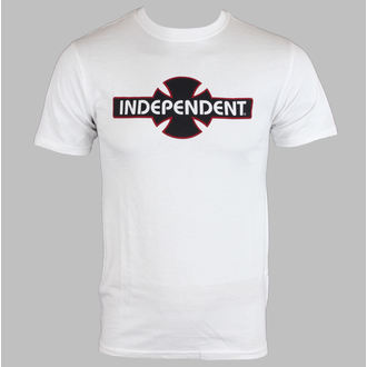 t-shirt street men's - Ogbc - INDEPENDENT - TSOG WHITE