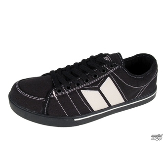 low sneakers men's - Manchester - MACBETH - Manchester - Black/Cement
