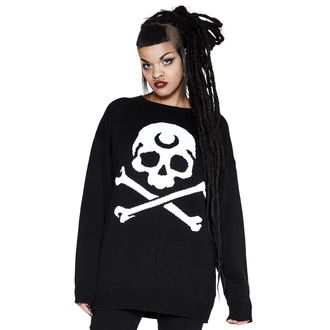 Unisex jumper KILLSTAR - 2 The Bone, KILLSTAR