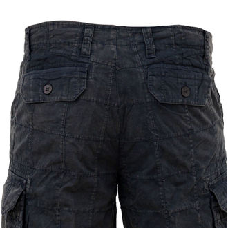 shorts men SURPLUS - Checkboard - BLACK