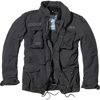 jacket men winter BRANDIT - M65 Giant Black - 3101/2