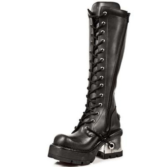 boots leather women's - 14-eye Boots (236-S1) - NEW ROCK