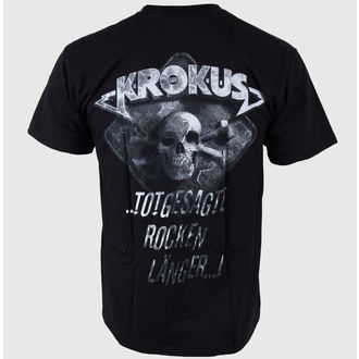t-shirt metal men's Krokus - 185564 - ART WORX, ART WORX, Krokus