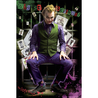 poster - Batman (Dark Knight) - Joker Jail - FP2100 - GB posters